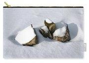 Snowy Zen Carry-all Pouch
