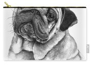 Snuggly Puggly Carry-all Pouch
