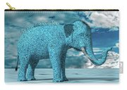 So Blue Without You Carry-all Pouch