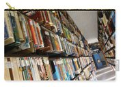So Many Books Carry-all Pouch
