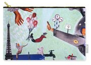 Soap Scene #27 Zelestial Headquarters Carry-all Pouch