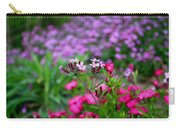 Soapwort And Pinks Carry-all Pouch
