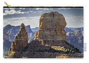 Soaring Red Rock Monoliths Carry-all Pouch