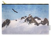 Soaring The Peaks Carry-all Pouch