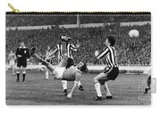 Soccer Match, 1976 Carry-all Pouch by Granger