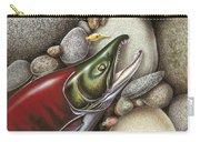 Sockeye Salmon Carry-all Pouch