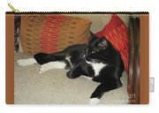 Socks The Cat King Carry-all Pouch