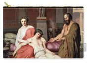Socrates Chiding Alcibiades Carry-all Pouch