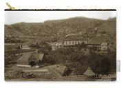Soda Springs And Cliff House In Manitou, Colorado Carry-all Pouch