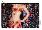 Sofia Metal Queen - Belly Dancer Model At Ameynra Carry-all Pouch