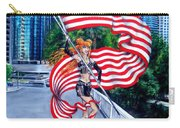 Sofia Metal Queen. Born 4th Of July Carry-all Pouch