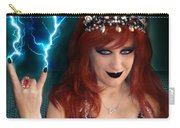 Sofia Metal Queen. Metal Is Lifestyle Carry-all Pouch