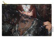 Sofia Metal Queen - Black Metal Bellydancer Model Carry-all Pouch