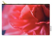 Soft Carnation Petals Carry-all Pouch