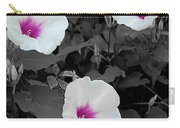 Soft Contrast Carry-all Pouch