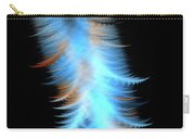 Soft Cosmic Feathers Carry-all Pouch