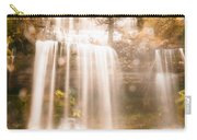 Soft Dream Like Waterfall Carry-all Pouch