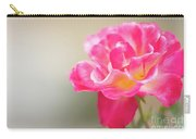 Soft As A Whisper Of A Hot Pink Rose Carry-all Pouch