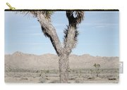 Soft Joshua Tree Carry-all Pouch