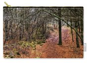 Soft Light In The Woods Carry-all Pouch