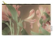 Soft Lilies Carry-all Pouch