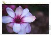 Soft Pink Magnolia Carry-all Pouch