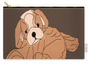 Soft Puppy Carry-all Pouch