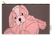 Soft Puppy Pink Carry-all Pouch