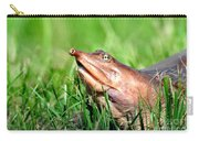 Soft Shell Turtle  Carry-all Pouch