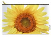 Soft Sunflower Carry-all Pouch