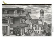 Soft Village Image Carry-all Pouch