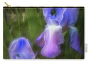 Softly Growing In The Garden Carry-all Pouch