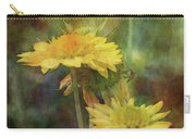 Softly Yellow 3052 Idp_2 Carry-all Pouch