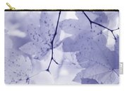 Softness Of Lavender Leaves Carry-all Pouch