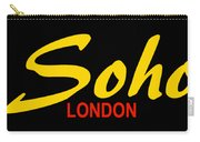 Soho-london Carry-all Pouch