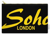 Soho Carry-all Pouch