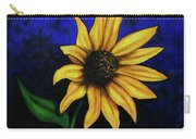 Sol Flower Carry-all Pouch