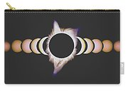 Solar Eclipse, 25 Carry-all Pouch