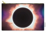 Solar Eclipse In Infrared 2 Carry-all Pouch