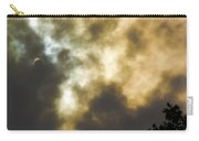 Solar Eclipse On Washington Island Carry-all Pouch
