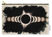 Solar Eclipse Phases 2 Carry-all Pouch
