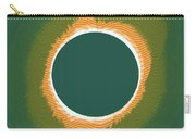 Solar Eclipse Poster 2 Carry-all Pouch