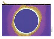 Solar Eclipse Poster 3 Carry-all Pouch