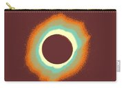 Solar Eclipse Poster 4 A Carry-all Pouch