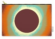 Solar Eclipse Poster 4 Carry-all Pouch