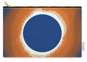 Solar Eclipse Poster 6 Carry-all Pouch