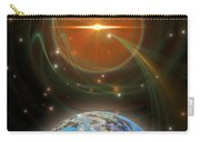 Solar Message Carry-all Pouch by Corey Ford