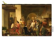 Soldiers In A Tavern During The Thirty Years Carry-all Pouch