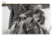 Solider On Horseback Carry-all Pouch