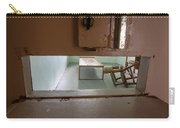 Solitary Confinement Cell Through Door Slat Carry-all Pouch